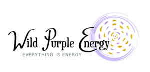 Wild Purple Energy - everything is energy